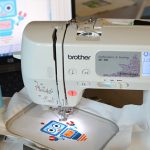 The Best sewing machine for embroidery